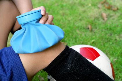 Sporting Injuries In Kids